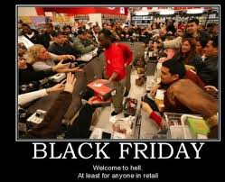 Black Friday Shopping Meme - black friday black accounting white christmas the summa