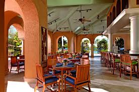 Ceiling Fans For Dining Rooms Bleu The Ritz Carlton Orlando Grande Lakes