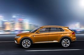 volkswagen crossblue interior volkswagen plans new suv assault on us market autocar
