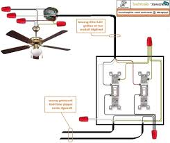 ceiling fan wall switch wiring diagram on light in the also with