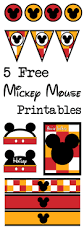 thanksgiving water bottle labels five mickey mouse free printables paper trail design