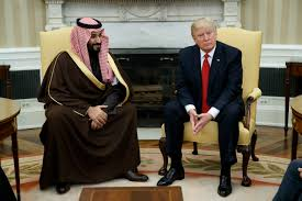 Donald Trump Houses Mohammed Bin Salman And Trump Discuss Projects Worth 200 Bln Al