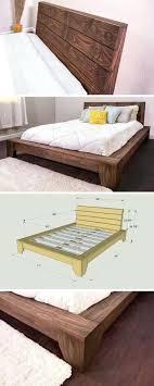 Best Bed Frames Build Bed Frame Best Bed Frame Ideas On Bed Ideas Pallet Platform
