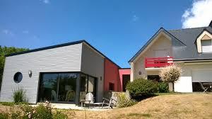extension maison contemporaine nos extensions extension maison lorient extension bois maison