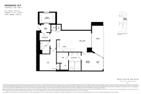 luxury townhome floor plans biscayne beach condo floor plans biscayne beach luxury condos