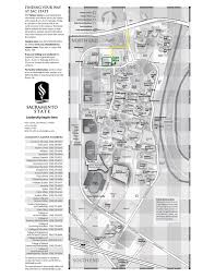 Tennessee Tech Campus Map by Sac State Campus Map Roundtripticket Me