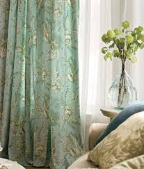 Brown And Green Curtains Designs Curtain Design Elements U2013 Color And Fabric Interior Design