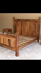 Simple King Size Bed Frame by Best 25 Queen Size Platform Bed Ideas On Pinterest King