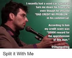 Bad Credit Meme - bad credit score meme credit best of the funny meme