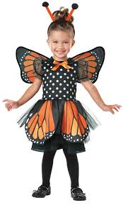 toddler girls halloween costume monarch butterfly infant toddler costume buycostumes com