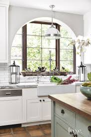 White Cabinets In Kitchen Best 20 Rustic White Kitchens Ideas On Pinterest Rustic Chic