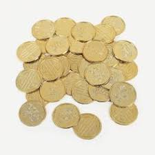 new year gold coins new year chocolate gold coins s