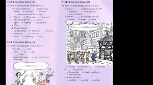 196 2 american english file youtube skype english lesson grammar