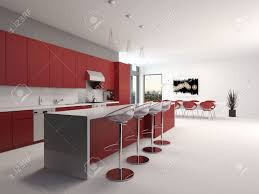 Grey And Red Kitchen Designs - kitchen design fascinating grey fabric sofas and nice dining set