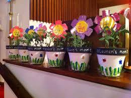 mother u0027s day flower pots white paint base chalkboard paint