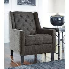 ashley furniture home theater seating ashley furniture ardenboro accents accent chair in charcoal