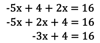 solving equations lessons by mathguide