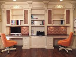 dual desk office ideas custom dual office w message boards love the layout but want