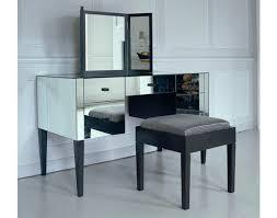 Glass Vanity Table With Mirror Vanities Bevelled Glass Dressing Table Mirror Glass Dressing