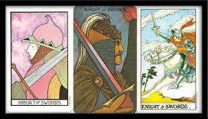 of swords tarot card meaning