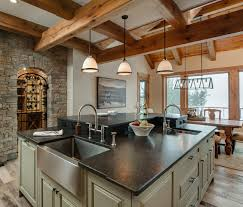 multi level kitchen island traditional the 11 best kitchen islands eleven multi level island