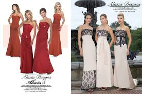 alexia bridesmaid dresses alexia design bridesmaid dresses wedding dress shops