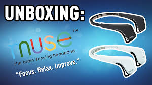 brain sensing headband unboxing the muse brain sensing headband