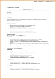 cosmetologist resume exles resume for cosmetology cosmetology cosmetologist resume exle