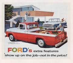 Vintage Ford Truck Seats - vintage pickup truck ads carla at home