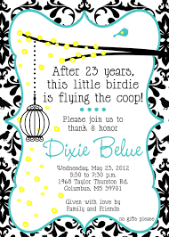 Dinner Party Invitation Card Retirement Party Invite Kawaiitheo Com