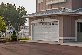 new england garage door raised panel chi overhead doors