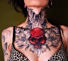 40 inspirational breast tattoos and chest tattoos inkdoneright com
