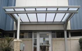 Cool Planet Awnings Overhead Supported Canopies Overhead Supported Metal Awning