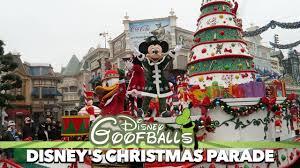 disney u0027s christmas parade christmas disneyland paris 2017 youtube