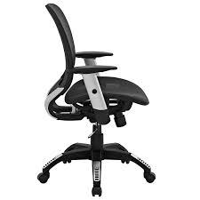 amazon com modway arillus all mesh office chair kitchen