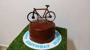 bicycle on my cake raising faith