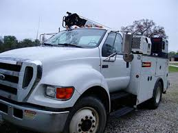 used ford work trucks for sale 2006 ford f750 xl duty mechanics truck used for sale
