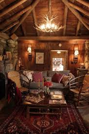 Log Home Decor Ideas Best 25 Rustic Cabin Decor Ideas On Pinterest Barn Houses