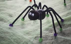 how to make creepy crawly spiders hobbycraft blog