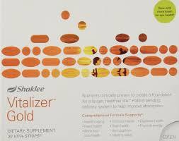 Creating A Vita Amazon Com Shaklee Vitalizer Women 30 Vita Strips Health