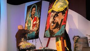 speed painter for events in delhi mumbai bangalore goa hyderabad