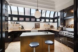 Manhattan Kitchen Design Nate Berkus S Sky High Manhattan Penthouse Is A Total Nyc