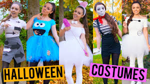Cute Monster Halloween Costumes by Last Minute Diy Halloween Costumes Cookie Monster Baymax One