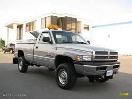 Dodge Ram Utility Truck - 2001 bright silver metallic dodge ram 2500 st regular cab 4x4