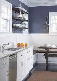 kitchen walls ideas blue kitchen walls design ideas