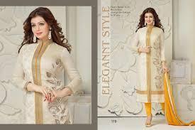buy shree ganesh tex designer sherwani type chanderi yellow dress