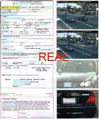 Spectacular How To Fight A Red Light Camera Ticket In California F61