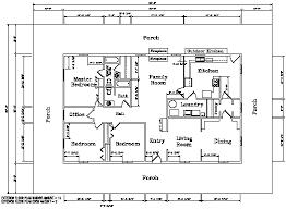Steel Homes Floor Plans Kodiak Steel Homes Augusta 1a Model