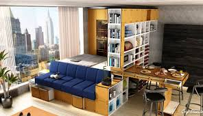 Plans For Building A Platform Bed With Storage by 11 Ways To Divide A Studio Apartment Into Multiple Rooms