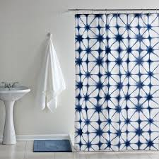 Navy Blue And White Bathroom by Blue And White Striped Shower Curtains Navy Blue And White Stripe